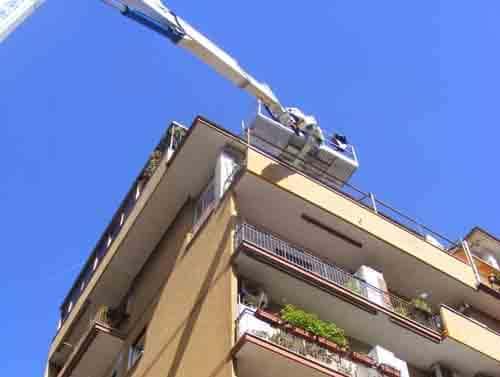 Rifacimento Balconi Roma